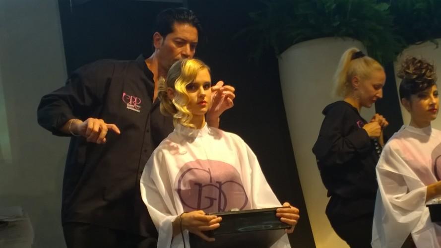Altre foto tratte dall'HAIR SHOW collezione moda autunno/inverno 2015/2016 del GRP (Gruppo Ricerca Professionale) dell'Accademia Nazionale Acconciatori Misti (Anam) - tenuto a Carrara (Toscana) 4 ottobre 2015!
