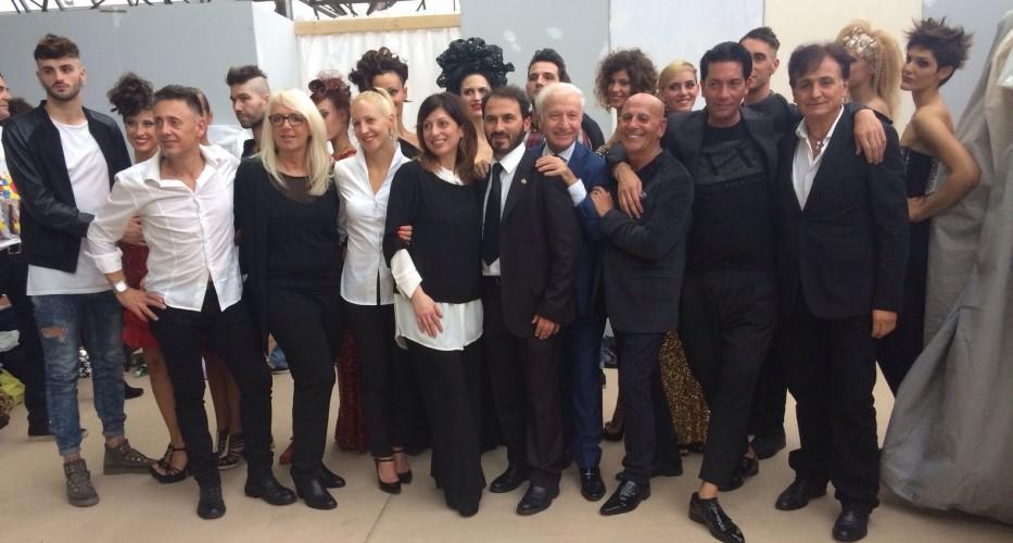 Il GRP (Gruppo Ricerca Professionale) dell'Anam nazionale sbarca a Carrara, con un HAIR SHOW collezione moda autunno/inverno 2015/2016 nel contesto della festa dei 50° anni dell'Anam di Massa Carrara!