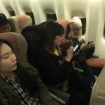 La squadra dell'Accademia Nazionale Acconciatori Misti in volo per Seoul 2016!