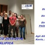 Accademia Nazionale Acconciatori Misti: il Direttore Didattico Nazionale Nevio Villa al Centro Anam di Genova (5 giugno 2016)…