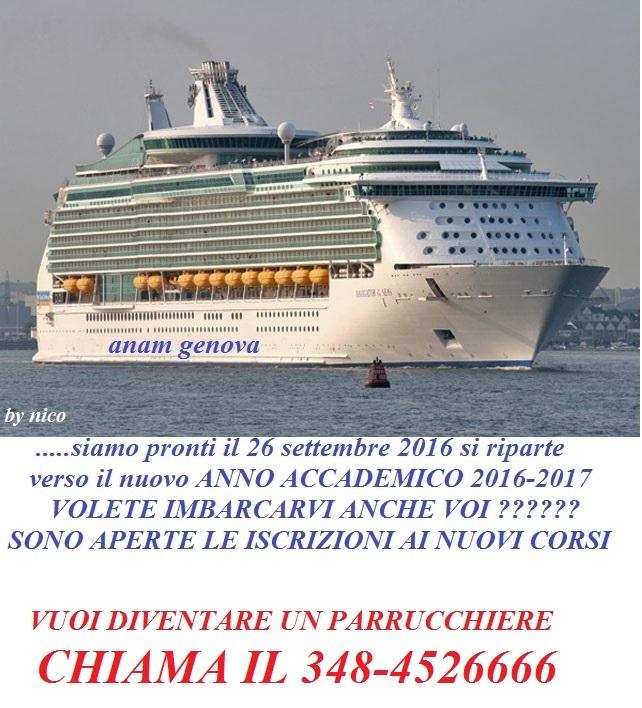 Nave Anam Genova