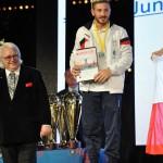 Campionati Europei di Acconciatura – Parigi 2016: BONTORNO NICHOLAS (A.N.A.M.) 2° Classificato Medaglia d'ARGENTO Prova individuale Junior CLASSIC CUT!
