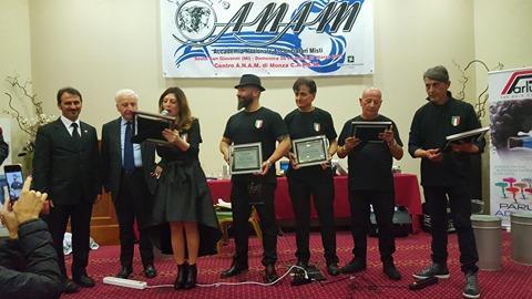 Accademia Nazionale Acconciatori Misti: 61° Campionato Italiano (Monza - marzo 2017) - alcune foto...