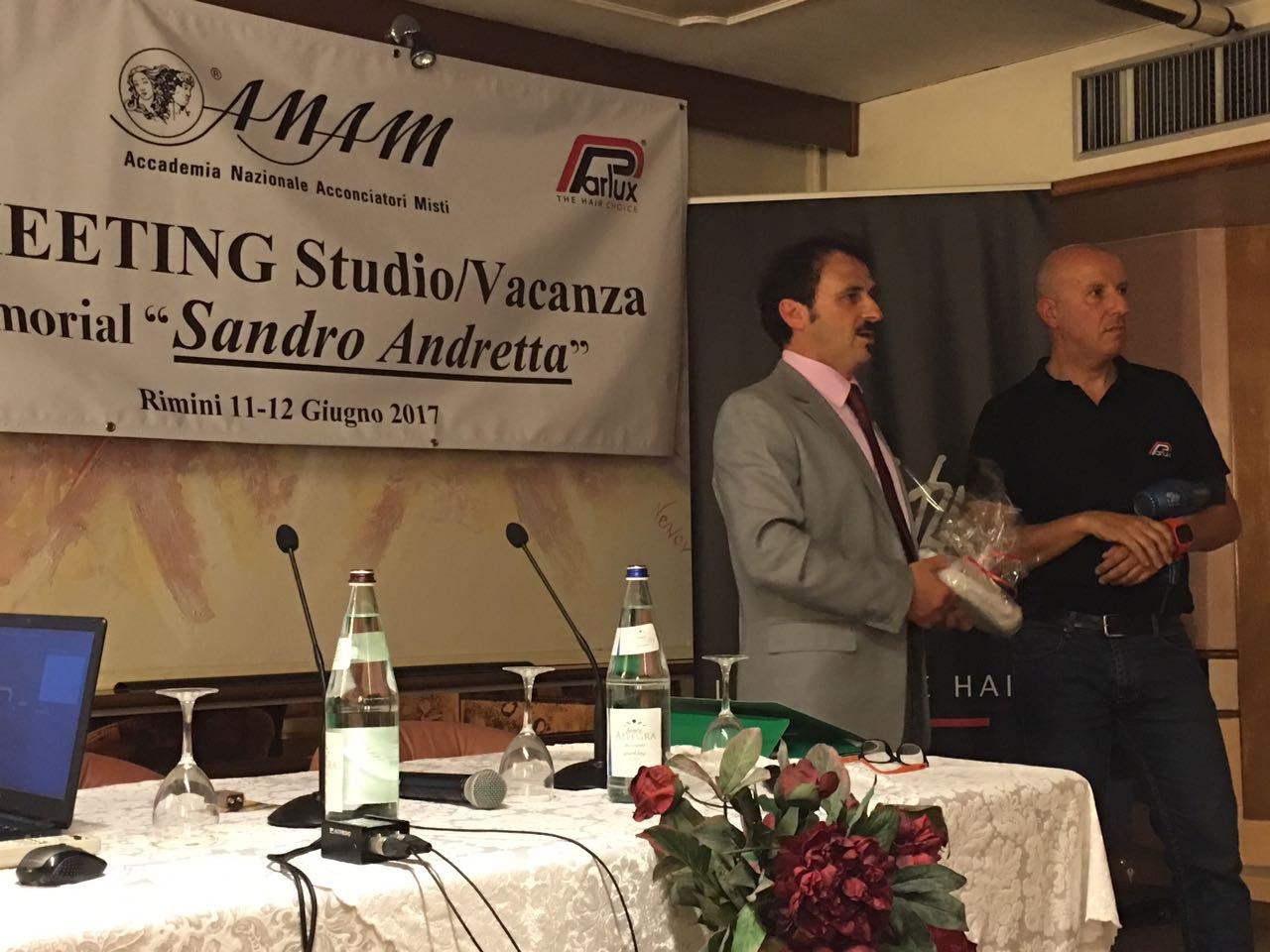 Relatore Alberto Montecroci e Presidente Naz Alessandro Granai