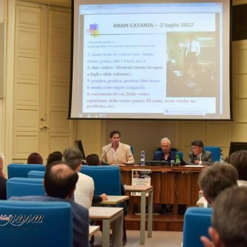 Anam Catania - 3 luglio 2017 (le foto del seminario tenuto dal coach motivazionale Giancarlo Fornei in Camera di Commercio)!