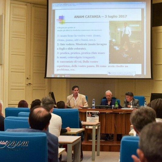 Catania, 3 luglio 2017 Fornei comincia a parlare