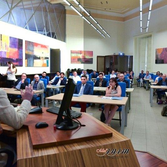Catania, 3 luglio 2017 sala piena