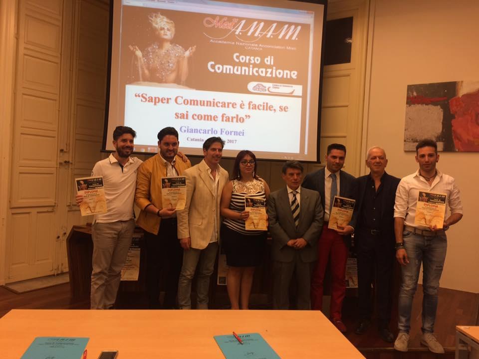 Giancarlo Fornei a Catania 3 luglio 2017 - foto 1