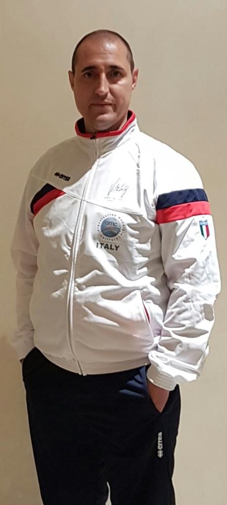 Di Bitonto Gianluca Senior maschile CREATVE e CLASSIC