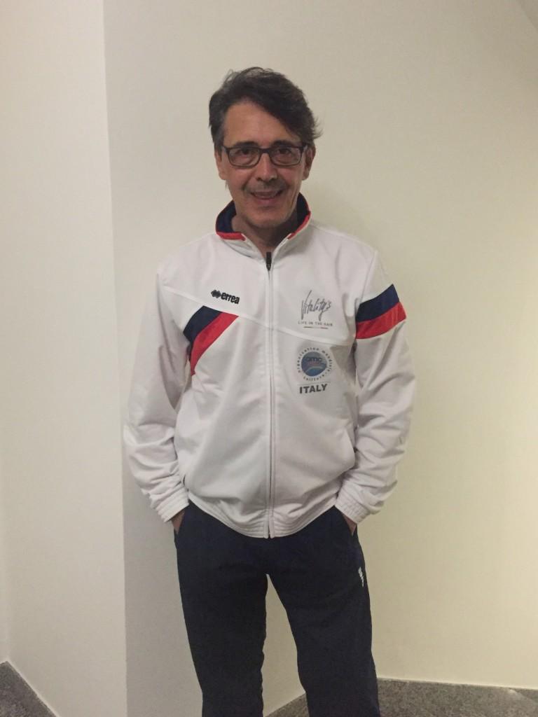 FRANCIA PIERFILIPPO Trainer maschile del CREATVE e CLASSIC
