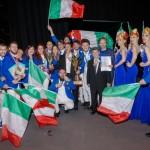 HAIRWORLD PARIS Settembre 2017: a PARIGI una GRANDE ITALIA dell'ACCONCIATURA!