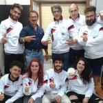 Campionato Mondiale OMC dell'Acconciatura di PARIGI 2017 (17/18 settembre): la squadra ANAM dei Concorrenti MASCHILI Senior e Junior CLASSIC!