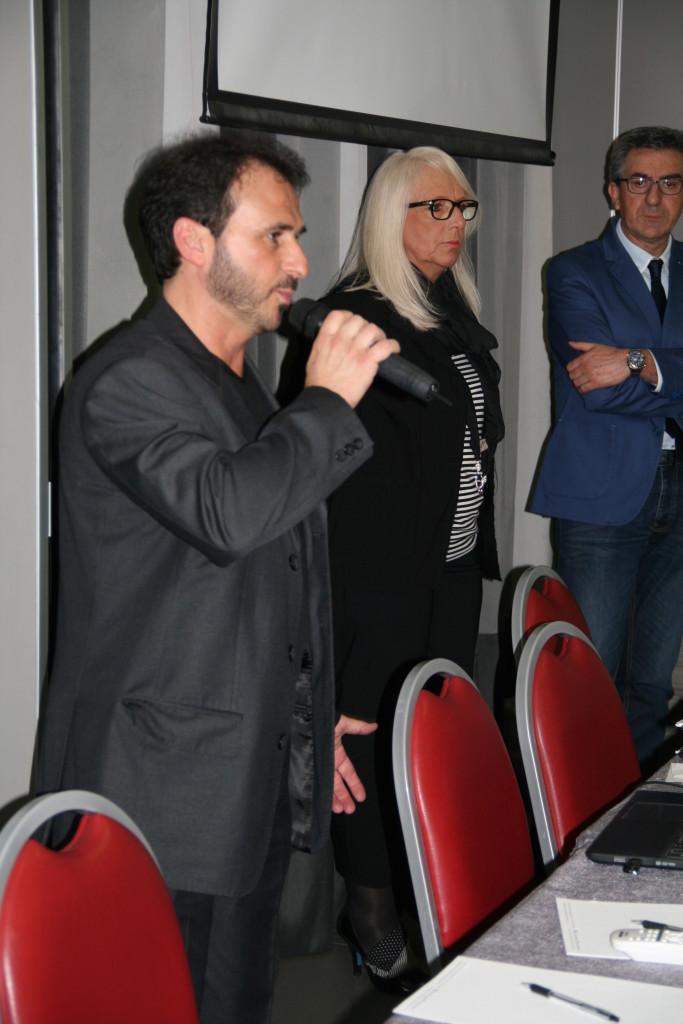 Il Presidente Anam Nazionale Alessandro Granai