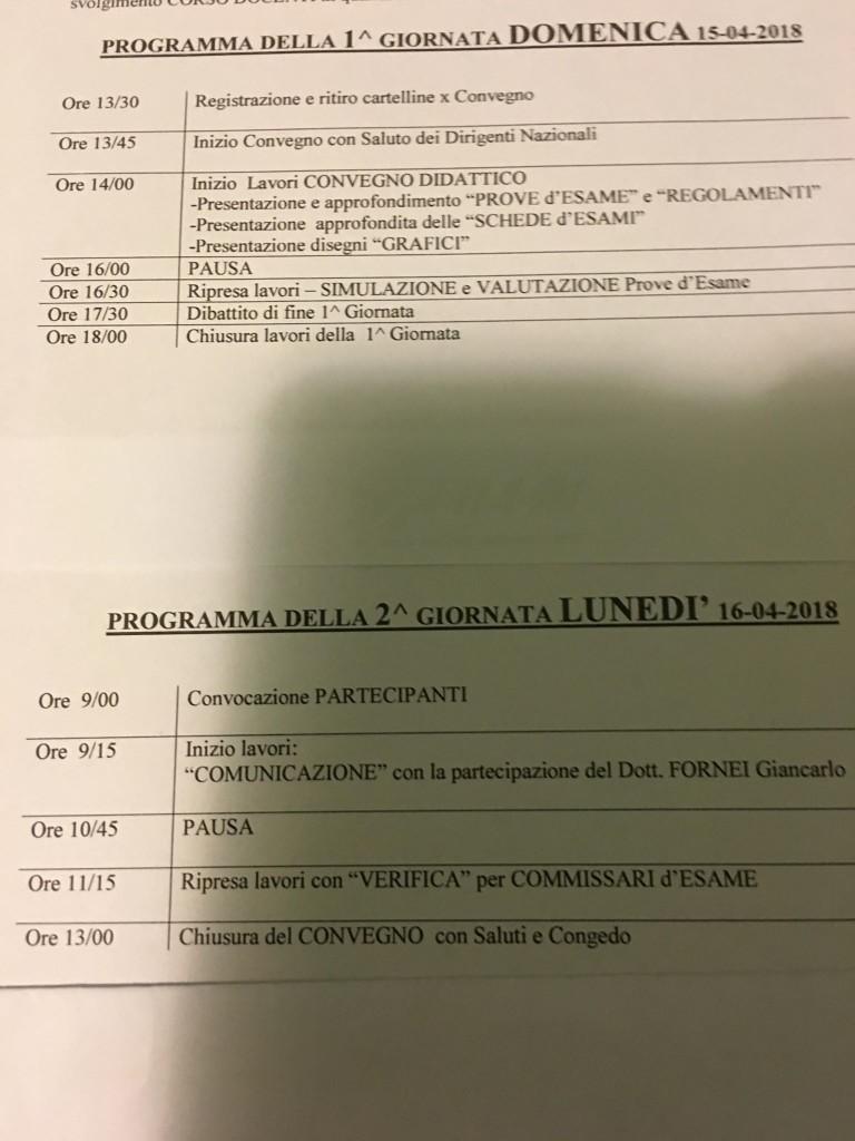 #ANAM Convegno didattico 2018, la scaletta della due giorni a Bologna