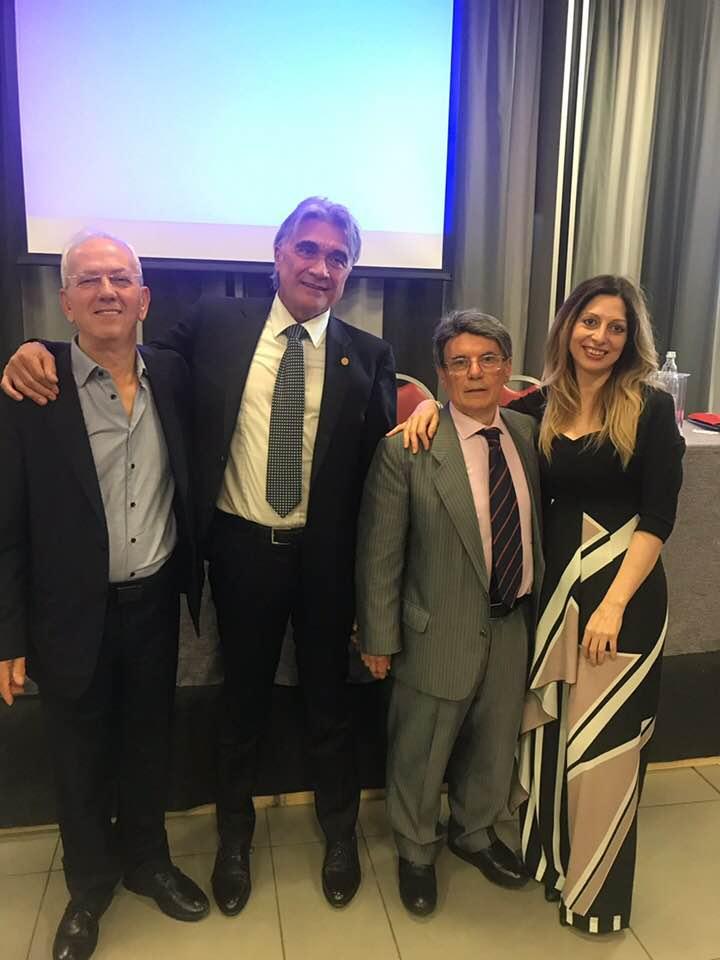 Lino Fabbian co Salvo Ruffino